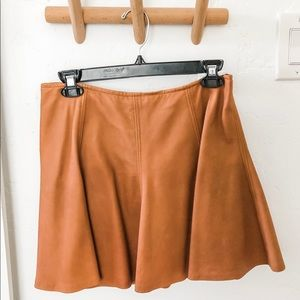 Polo by Ralph Lauren Skirts - Polo Ralph Lauren leather skirt